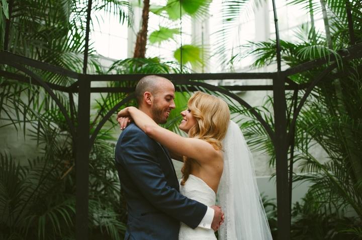 Gina and Matt Married 1