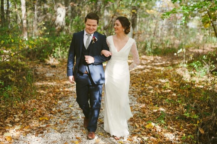 Laura and Matt Married 1