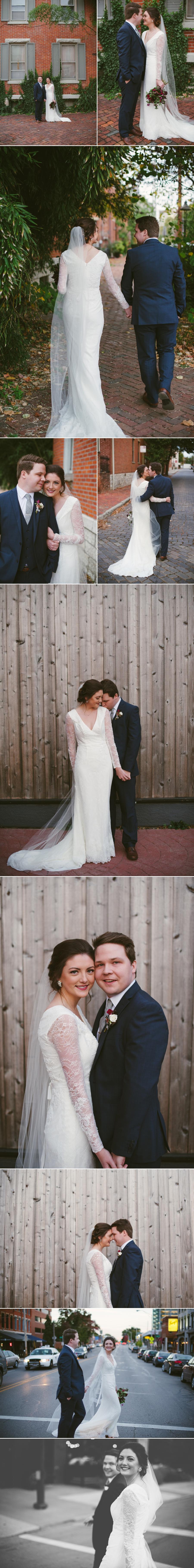 Laura and Matt Married 10