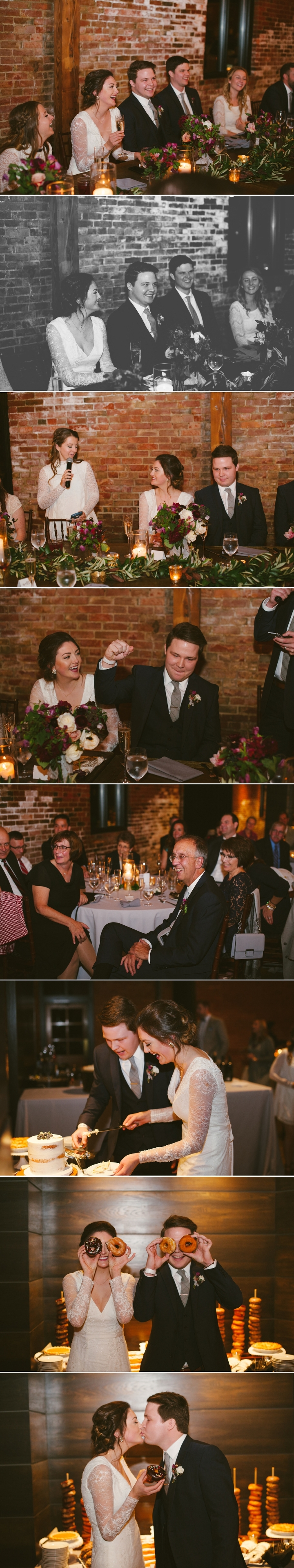 Laura and Matt Married 12