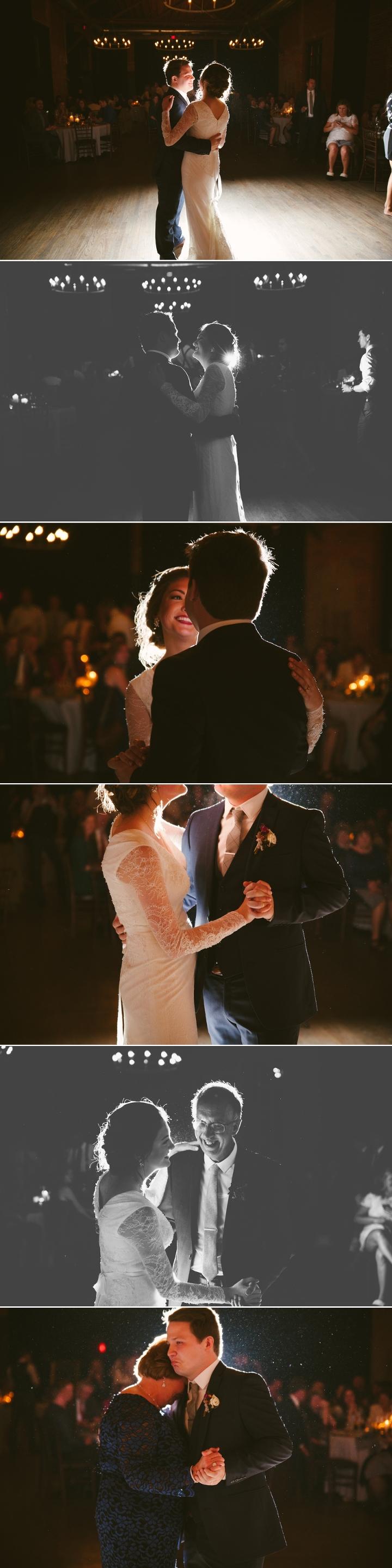 Laura and Matt Married 13