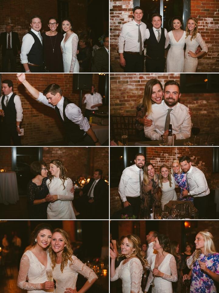 Laura and Matt Married 14