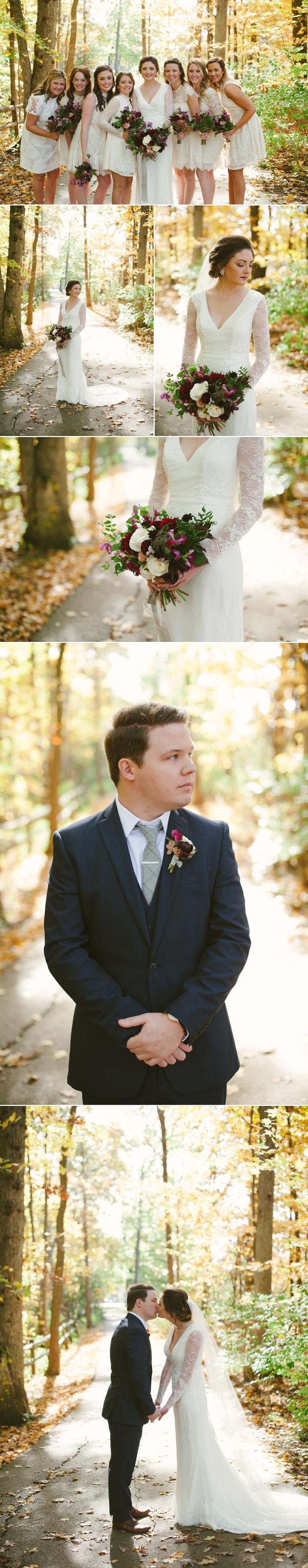 Laura and Matt Married 5