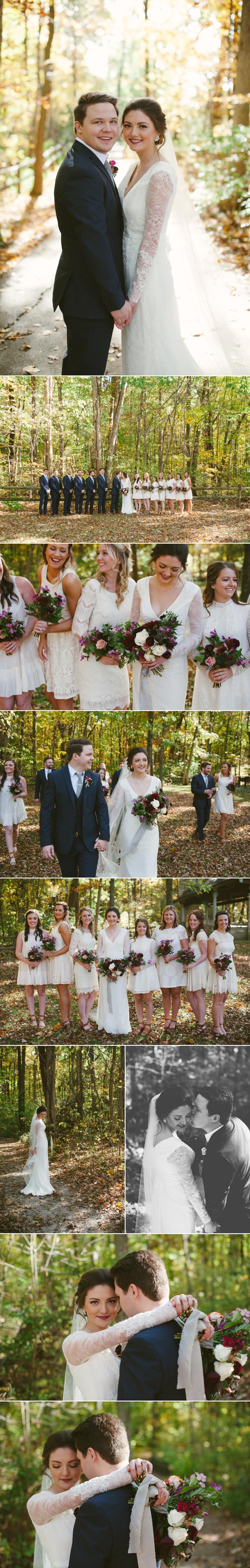 Laura and Matt Married 6