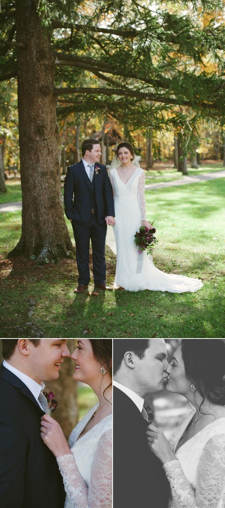Laura and Matt Married 8
