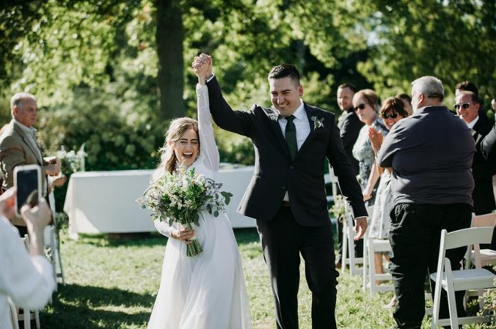 Kelsey + Seth Married 1