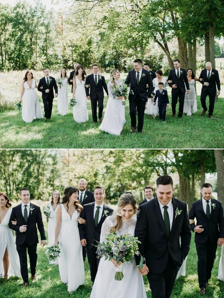 Kelsey + Seth Married 16