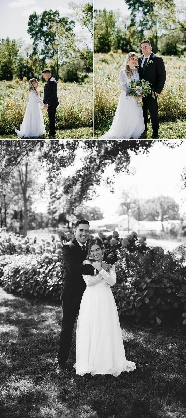 Kelsey + Seth Married 17