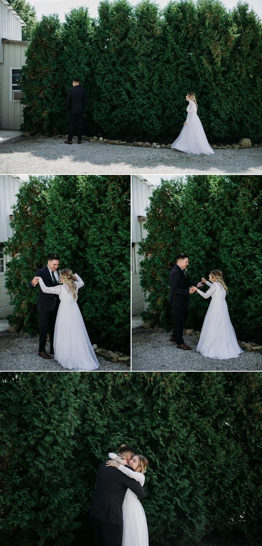 Kelsey + Seth Married 8
