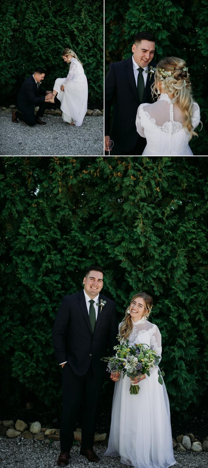 Kelsey + Seth Married 9