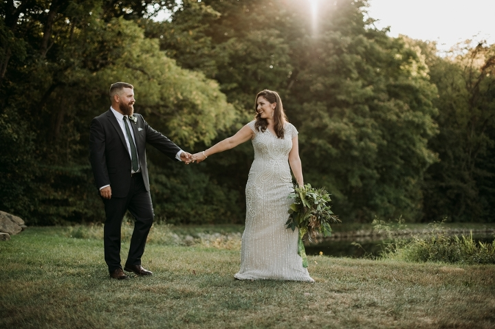 Jess Matt Married 1